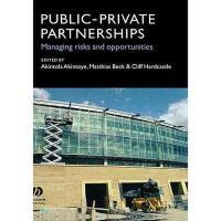 【预订】Public-Private Partnerships - Managing Risks And