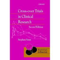 【预订】Cross-Over Trials In Clinical Research 2E
