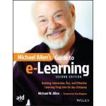 【预订】Michael Allen's Guide to e-Learning Building Interactiv