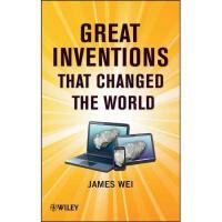 【预订】Great Inventions That Changed the World