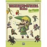 【预订】The Legend of Zelda Series for Piano:
