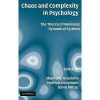【预订】Chaos and Complexity in Psychology: The Theory of