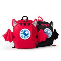 卡拉羊儿童书包幼儿园女幼儿小书包宝宝背包1-2-3岁减负双肩包CX6098