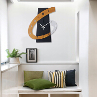 挂钟北欧客厅个性潮流装饰钟表大气现代简约时尚时钟石英钟