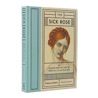 全彩绘 The Sick Rose 病玫瑰:医学插图的病态之美