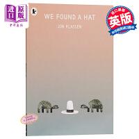 【中商原版】乔恩・克拉森:我们找到了一顶帽JonKlassen英文原版