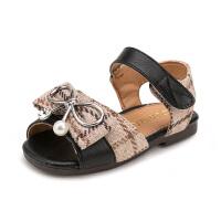宝宝凉鞋女公主鞋子婴儿学步鞋夏季小童幼儿鞋