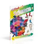 【中商原版】DK小发现 科学 英文原版 Science 软精装 科技百科 6-12岁 小学教辅绘本
