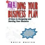 【中商海外直订】Building Your Business Plan: 28 Days to Designing a