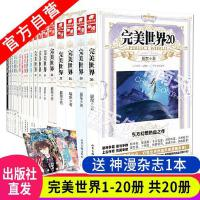 正版 完美世界小说全套1-18-19-20册共20册 辰东灵域大主宰同