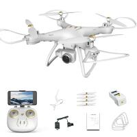 航拍高清遥控飞机充电动四轴飞行器GPS无人机定位跟随