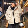 冬季外套男2019年新款爆款加厚工装韩版帅气保暖短款羽绒服男潮