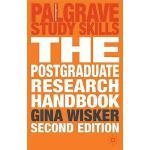 【预订】The Postgraduate Research Handbook: Succeed with