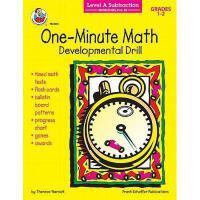 【预订】Subtraction: Minuends 0 to 10, Grades 1 - 2: