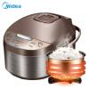 Midea/美的 MB-WFD4016 电饭煲锅 4L升 智能家用 全自动 多功能 3-5-6人