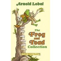 The Frog and Toad Collection Box Set 英文原版 青蛙和蟾蜍3本套装