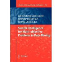 【预订】Swarm Intelligence for Multi-Objective Problems in