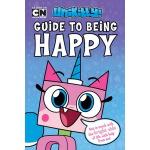 LEGO 乐高大电影 独角猫 英文原版绘本 Unikitty's Guide to Being Happy 小学生漫画