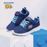 【*注意鞋码对应内长】Skechers斯凯奇男童鞋新款网布软底大童鞋 轻质运动鞋 660026L