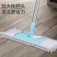 家居干湿两用平板拖把免手洗拖地神器懒人拖把木地板拖把