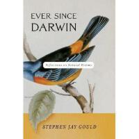 【预订】Ever Since Darwin: Reflections on Natural History