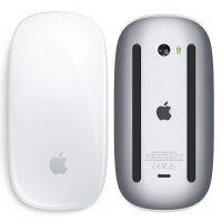 【支持礼品卡】苹果原装二代鼠标无线蓝牙苹果鼠标magic mouse 2 轻薄MLA02 白色