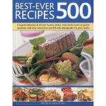 【预订】Best-Ever 500 Recipes: A Superb Collection of 500