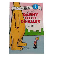 I can read Level 1 Danny and the Dinosaur: Too Tall 丹尼和恐龙 S
