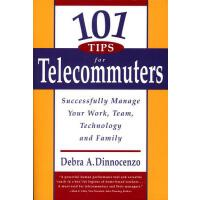 【预订】101 Tips for Telecommuters