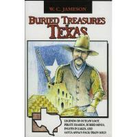 【预订】Buried Treasures of Texas