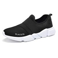 西瑞新款运动鞋韩版跑步女鞋情侣款透气百搭休闲平底网鞋男鞋WK832-A32