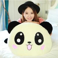熊猫公仔抱枕毛绒玩具布娃娃大号玩偶可爱趴趴熊女孩儿童生日礼物