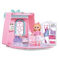 仿真3-4-6-7-10周岁甜心手提包 儿童过家家玩具小女孩化妆品盒套装