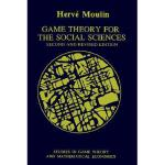 【预订】Game Theory for the Social Sciences