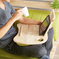 笔记本电脑桌懒人桌可折叠学生桌
