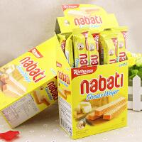 [当当自营] 印尼进口 丽芝士 Richeese 纳宝帝奶酪威化饼干 200g