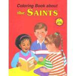 【预订】Coloring Book about the Saints