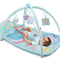 婴儿玩具0-1岁脚踏钢琴健身架宝宝早教音乐玩具3-6-12个月