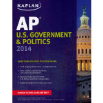 KAPLAN AP U.S. GOVERNMENT & POLITICS 2014 英文原版