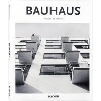 BAUHAUS 包豪斯 精选薄本 英文版 历史 人物 经典作品 艺术设计书籍