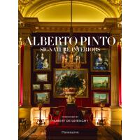 【预订】Alberto Pinto:Signature Interiors 阿尔伯托・平托:特色内饰 软装室内装饰设计