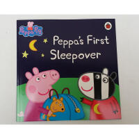 【全店300减100】粉红猪小妹:在外过夜Peppa Pig: Peppa's First Sleepover