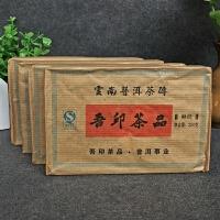 【4片】2009年勐海南峤(云南普洱茶砖-吾印茶品)熟茶 250g/片