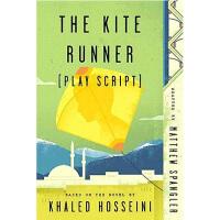 【中商原版】追风筝的人(舞台剧剧本)英文原版 The Kite Runner (Play Script)Matthew