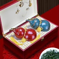 春节年货*礼品茶安溪铁观音茶叶礼盒装特级浓香型360g