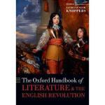 【预订】The Oxford Handbook of Literature and the English