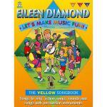 【预订】Let's Make Music Fun!: The Yellow Songbook [With CD