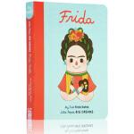 小小孩大梦想 英文原版 Little People Big Dreams 弗里达・卡罗 Frida Kahlo 启蒙纸