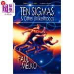 【中商海外直订】Ten Sigmas