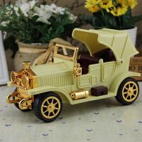 复古老爷车模型音乐盒可行走创意小礼品生日节日礼物送男女朋友送儿童SN9965